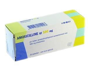 Kup Amoxicillin