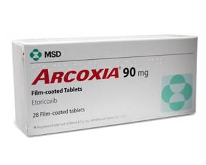 Kup Arcoxia