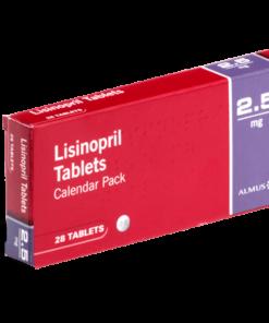 Kup Lisinopril